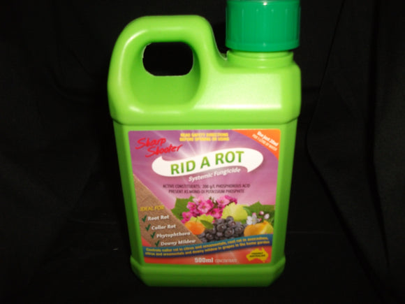 FUNGICIDE - RID A ROT 500ml