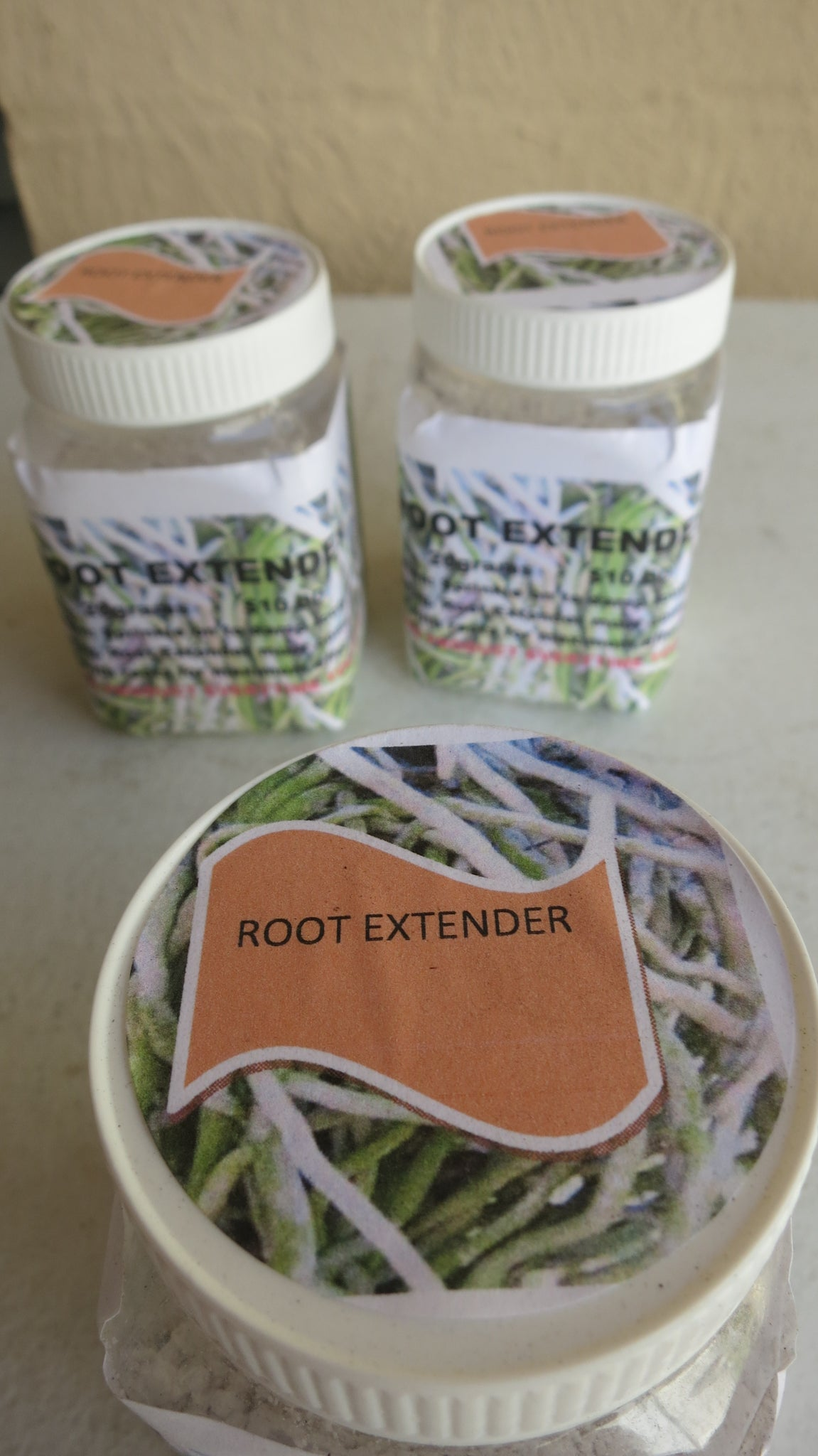 ROOT EXTENDER + DIATOMACEOUS EARTH