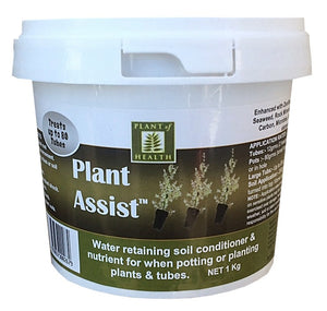 Plant assist fertiliser