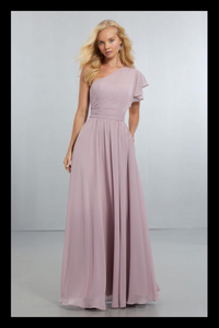 Morilee 21554 long dress