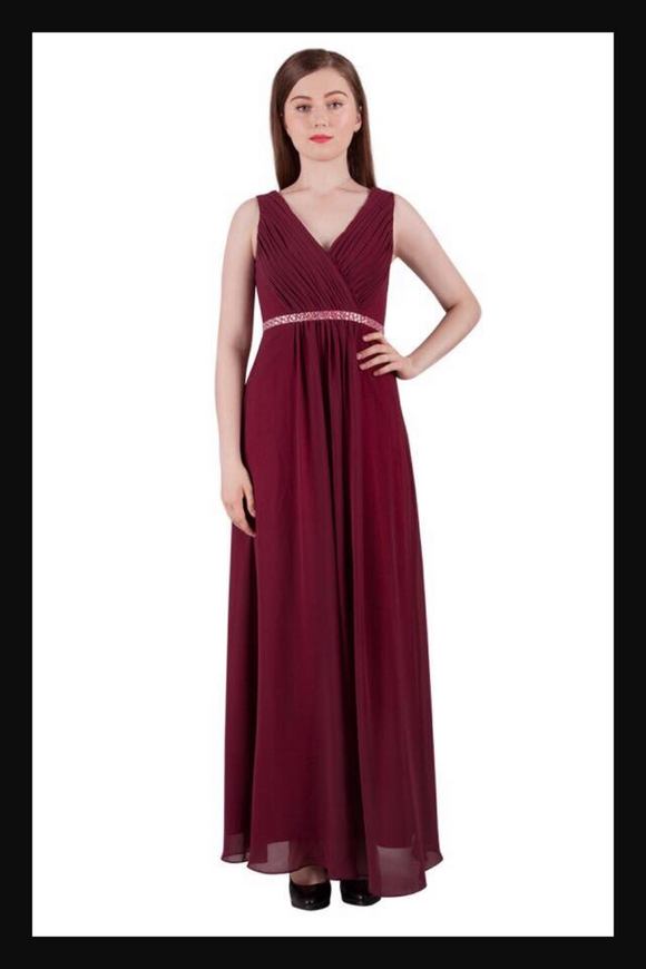 New York long dress
