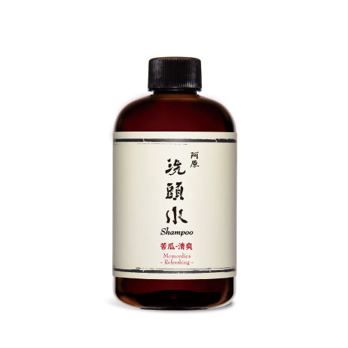 Momordica Shampoo苦瓜洗頭水 All Hair/Scalp Types 250ml