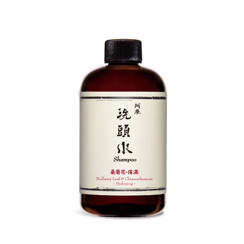 PWP Mulberry & Chrysanthemum Shampoo 桑菊花洗頭水 Dry Scalp/Oily hair 250ml