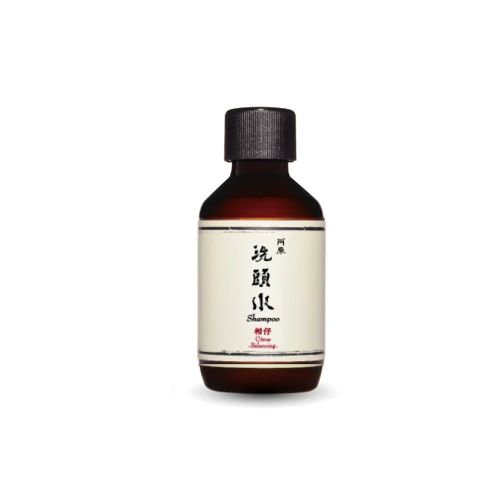 Travel: Citrus  Shampoo  柑仔洗头水  Oily Scalp/Dry Hair 50ml