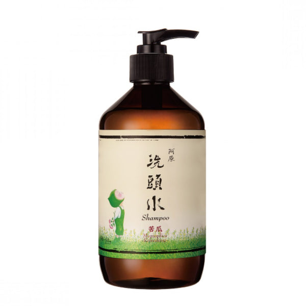 YUAN & JIMMY Momordica Shampoo 500ml