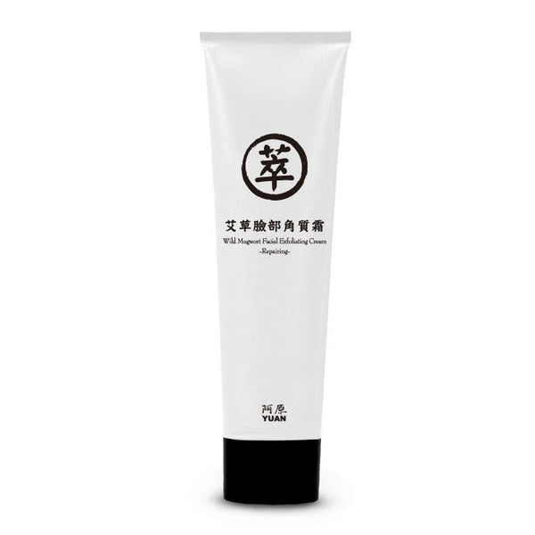 Wild Mugwort Facial Exfoliating Cream艾草臉部角質霜