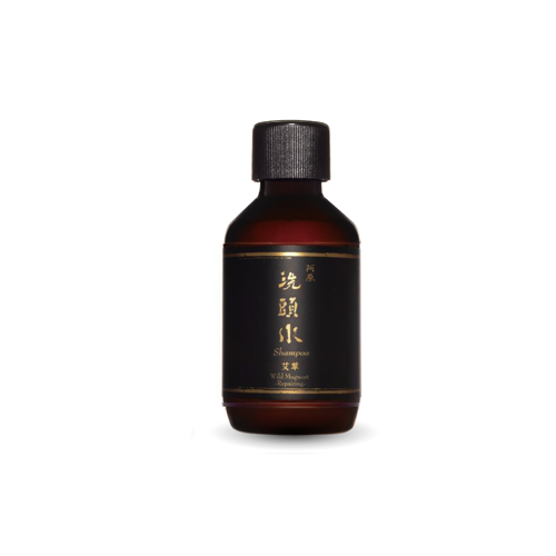 Travel: Wild Mugwort Shampoo 艾草洗頭水 (Sensitive Oily Scalp, Dry Hair) 50ml