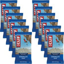 Clif Bar Chocolate Chip Energy Bar - Individually Wrapped - Chocolate Chip - 2.40 oz - 12 / Box