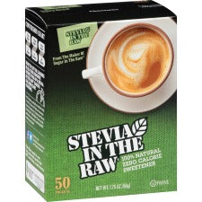 Stevia in the Raw Zero Calorie Sweetener Packets - 0 lb (0 oz) - Natural Sweetener - 50/Box