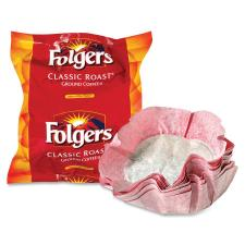 Folgers® Regular .9oz Filter Packs Coffee Filter Pack - Regular - 0.9 oz Per Pouch - 40 / Carton