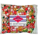 Mayfair Assorted Candy Bag - Grape, Cherry, Lime, Lemon, Cinnamon, Strawberry, Starlight Mint, Butterscotch, Butter Creme - 5 lb - 1 Bag