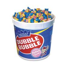 Dubble Bubble Tootsie Double Bubble Bubble Gum - 300 / Each