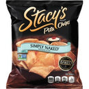 Stacy's Baked Pita Chips - No Artificial Flavor, No Artificial Color, Low Fat, No MSG - 24 / Box
