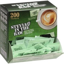 Stevia In The Raw Zero-calorie Sweetener - 0 lb (0 oz) - Artificial Sweetener - 200/Box
