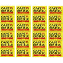 Café Bustelo® Dark Roast Ground Coffee Ground - Arabica - Dark/Bold - 10 oz Per Can - 24 / Carton