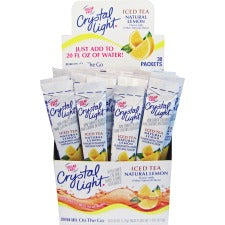 Crystal Light Kraft Sugar-free OTG Mix Sticks - 0.04 oz - 30 / Box