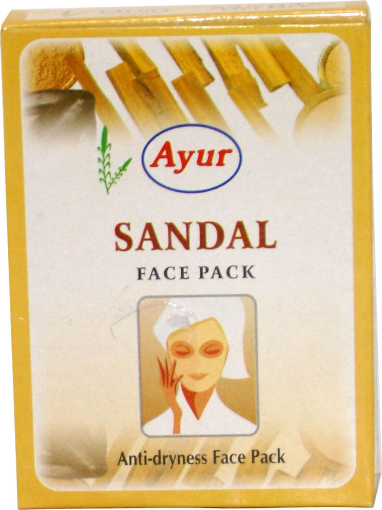 Ayur Sandal Face Pack-0