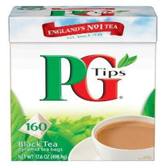 PG Tips 160 Pyramid Tea Bags 500 gm
