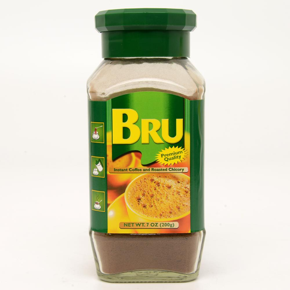 Bru Instant Coffee and Roasted Chicory 200 gm