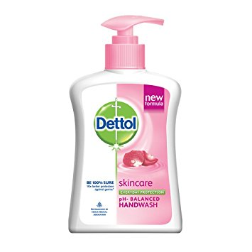 Dettol Skincare Liquid Hand Wash 250 ml