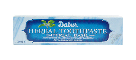 Dabur Herbal Toothpaste (Tulsi) 100G-0