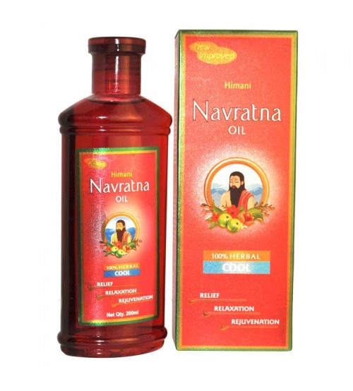 Himani Navratna Oil 300 ml
