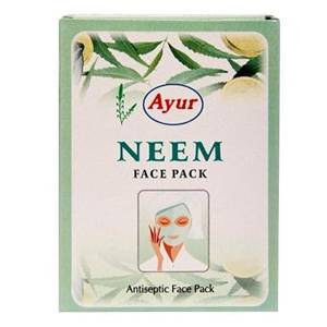 Ayur Neem Face Pack 3.5 OZ (100 Grams)-0
