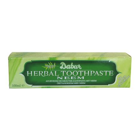 Dabur Neem Herbal Toothpaste 100 G