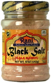 Rani Black Salt (Kala Namak) Powder