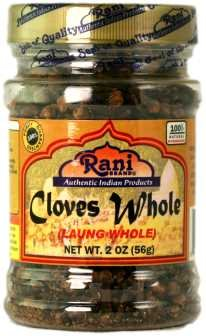 Rani Cloves Whole (Laung) Indian Spice