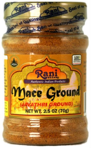 Rani Mace Ground (Javathri) Powder