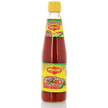 Maggi Hot & Sweet Tomato Chilli Sauce – 500gm