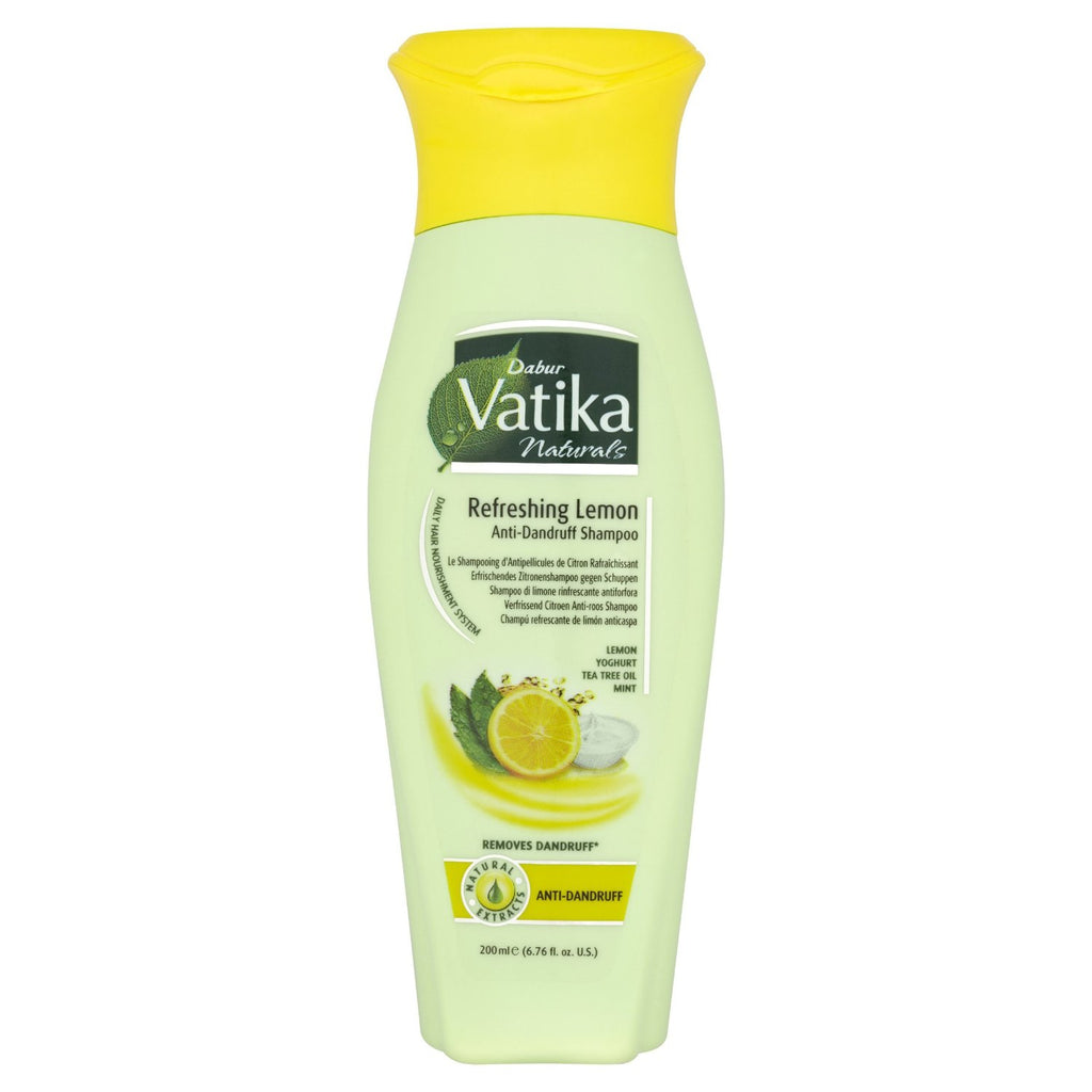Dabur Vatika Refreshing Lemon Shampoo (400 ml.)-0