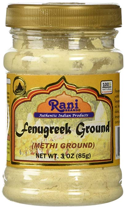 Rani Fenugreek (Methi) Powder Spice