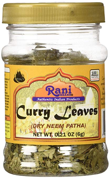 Rani Dried Curry Leaves (Neem Patha) Indian Spice