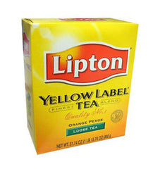 Lipton Yellow Label Orange Pekoe Loose Tea 900 gm