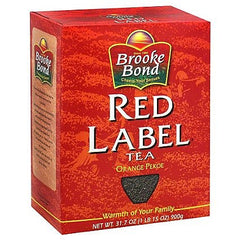 Brooke Bond Red Label Orange Pekoe Tea 1800 gm
