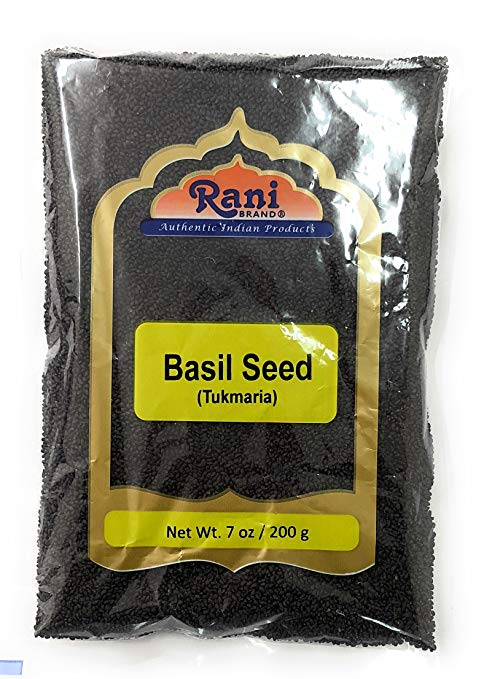 Rani Tukmaria (Basil Seeds)