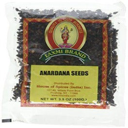 Laxmi Anardana Seed (Dried Pomegranate Seeds) 100g (3.5oz)