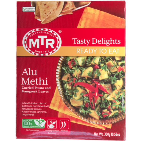 MTR Alu Methi (Ready-To-Eat) 300g