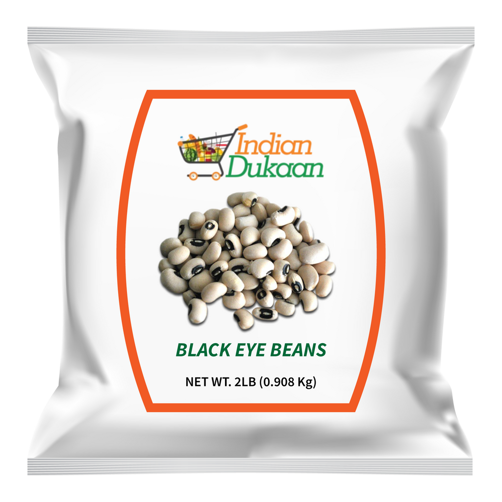 IndianDukaan Black Eye Bean 2lb