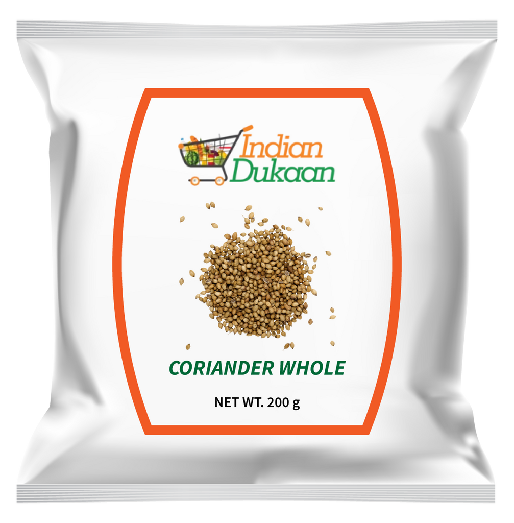 IndianDukaan Coriander Whole 200g