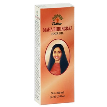 Dabur Maha Bhringraj Hair Oil 200 ml