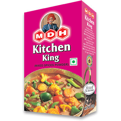 MDH Kitchen King Masala 3.5Oz (100gm)