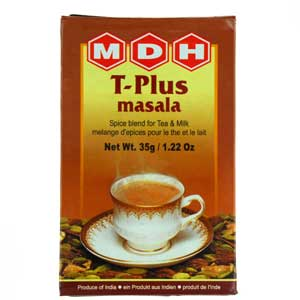 MDH T-Plus Tea Masala 1.22Oz (35 Grams)