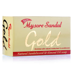 Mysore Sandal Gold Soap 125 gm