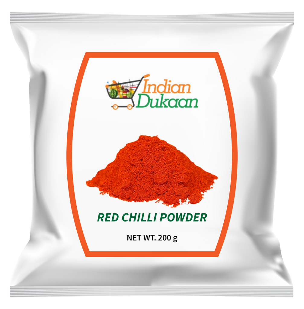 IndianDukaan Red Chilli Powder 200g