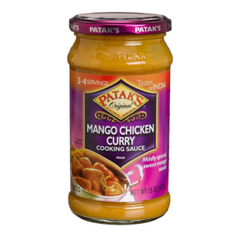 Pataks Mango Chicken Curry Sauce (mild) 15oz