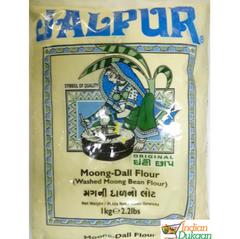 Jalpur Moong-Dall Washed Moong Bean Flour 2.2 LBs