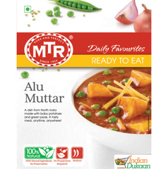 MTR Alu Mutter (Ready-To-Eat) 300g